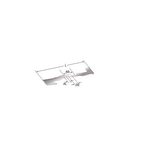 Snapper 1739889AYP - Cuchilla para cortacésped