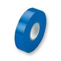 Cable-Tex Ruban D'Isolation PVC Électrique 19mm X 20m Bleu X 1-1 - Pack, 1 - Pack