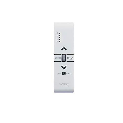 SITUO IO PURE - Mando a distancia de pared (5 canales, BSO/LumièreSOMFY