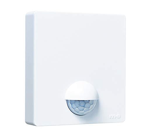 CUVEO, draadloze bewegingsmelder voor buiten, IP 54, kleur wit