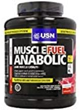 fitnesshealth USN 2 kg Anabolic Raspberry Smoothie Muscle Fuel
