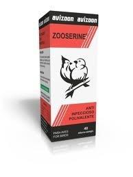 Avizoon Zooserine 40 micropilas. Producto espectacular. Para palomas, aves y aves de corral