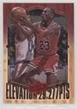 Michael Jordan (Basketball Card) 1999 Upper Deck Michael Jordan Athlete of the Century - Elevation #EL3