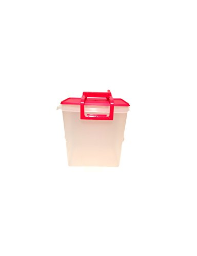 Tupperware Carry Container Box