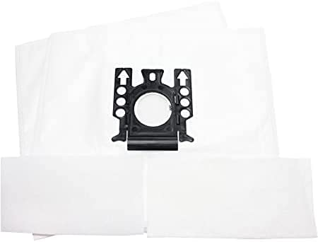 San Antonio Mall Max 88% OFF 8 Pcs of Vacuum Bags with Compatible Miele Filters Micro With