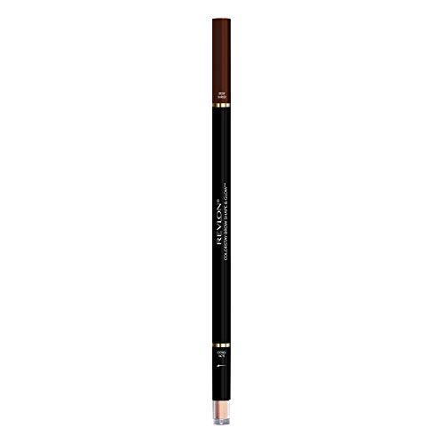 Revlon Colorstay Shape & Glow Eye Brow Marker and Highlighter, Dark Brown, 0.02 Oz (Marker), 0.008 Oz (Highlighter)