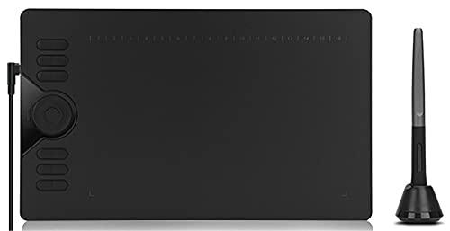 Xyfw Tabletas Gráficas Lápiz Digital Tableta De Dibujo para Teléfono con Lápiz Óptico Inclinable OTG Sin Batería para Android Windows Macos