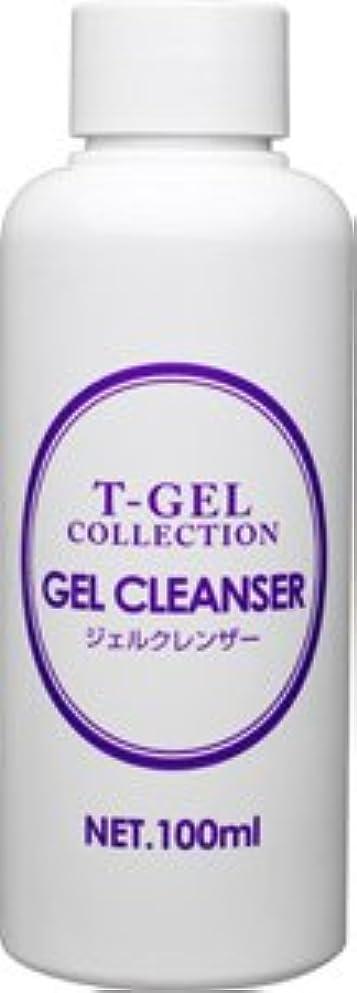 定規排他的胚芽T-GEL Collection ベラフォーマ ジェルクレンザー 100ml