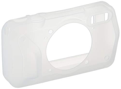 RICOH デジタルカメラケース プロテクタージャケット O-CC174 半透明 リコー シリコン 30279