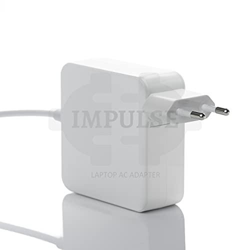 Impulse 45W 65W Reemplazo USB-C para Acer ASUS Dell HP CB315 CB514 CB515 CB715 Lenovo C340 E590 L380 L580 T480 T570 T580 Yoga 920 910 720 930 Miix 630 720 Huawei Matebook Pro Chrome Pixelbook
