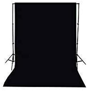 Priyam® 8 x12 FT Black LEKERA Backdrop Photo Light Studio Photography Background