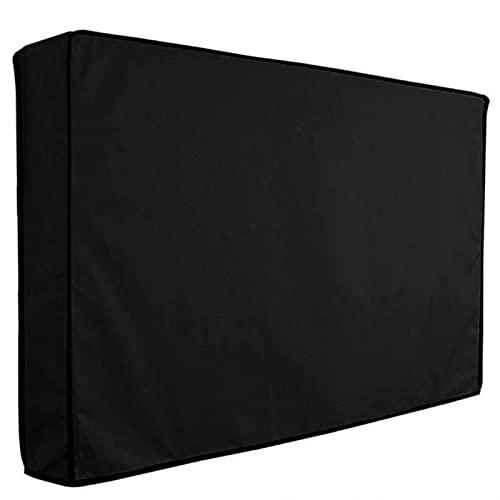 Cover Protector TV Exterior, Funda TV Exterior Cubierta Resistente A La Intemperie Resistente Al Polvo Cubierta De TV Compatible con Soportes Y Soportes Estándar TV (Size : 40-42inch)