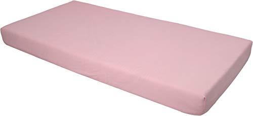 Blush & Blossom Jersey Kinderbett Spannlaken 60 x 120 cm, aus 100% Baumwolle und...