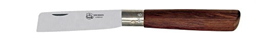 Imex El Zorro taponera 51512-Couteau Carbon Lame 10 cm