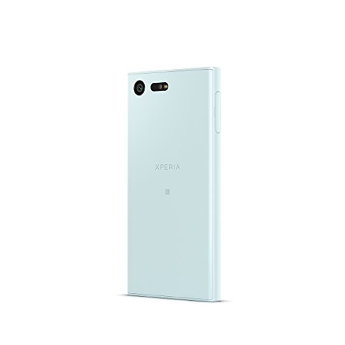 Sony Xperia XCompact Smartphone (11,7 cm (4,6 Zoll), 32 GB Speicher, Android 6.0) Mist Blue