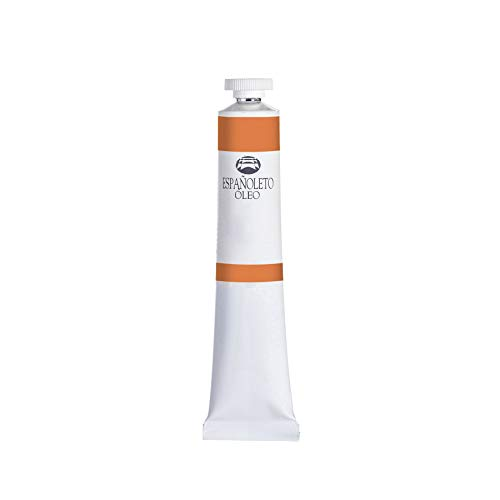 Lienzos Levante Óleo Españoleto, Tubo de 55 ml, 310 Amarillo de Nápoles rojizo
