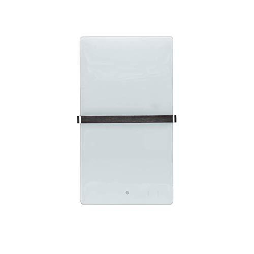 58x110cm elektrisch Bad-heizkörper mit Handtuchhalter flach Handtuchtrockner