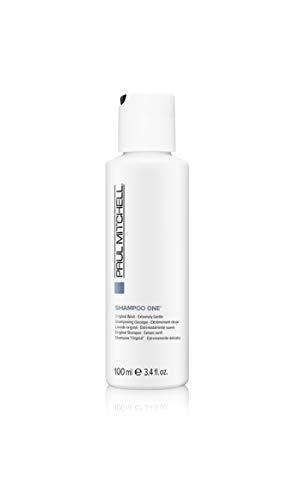 Paul Mitchell Shampoo One - Haarwäsche in Friseur-Qualität für alle Haartypen, mildes Clarifying-Shampoo für eine sanfte Reinigung, 100 ml