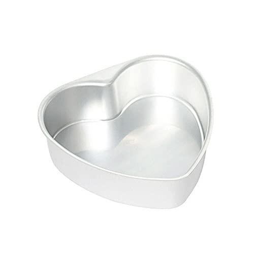 Heart Shape Cake Pan Mold Baking Tray 8 inch Baking provides Baking sheet Baking pan Baking set Cake pan Bakeware units Baking pans Baking pans set Cookie sheets for baking Baking sheets Sheet pan