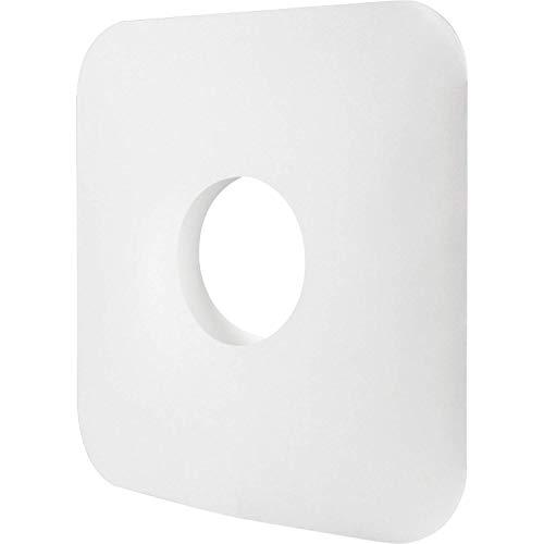 OEHLBACH LP Protect - Fundas Interiores de Papel para Discos de Vinilo (20 Unidades), Color Blanco