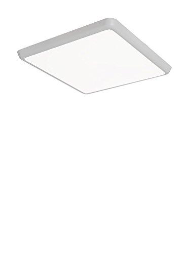 Sulion plafondlamp voor buiten, Aluminium, Wit