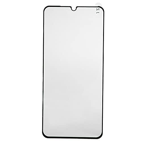KIKYO Protector de Pantalla de Vidrio Templado de Cubierta Completa para MI 9/9 Pro, 0.3 mm de Espesor Película de Vidrio Templado de dureza 9H A Prueba de rayones 99% de Transparencia (Negro)