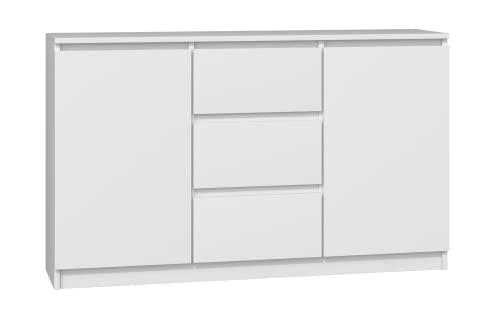 Cómodas Dormitorio Blanca cómodas dormitorio  Marca ADGO