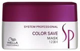 Wella SP Color Save Mask 200 ml by Wella [並行輸入品]