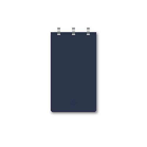 FLEXNOTEリサイクルレザーカバーセット-D3/ネイビー