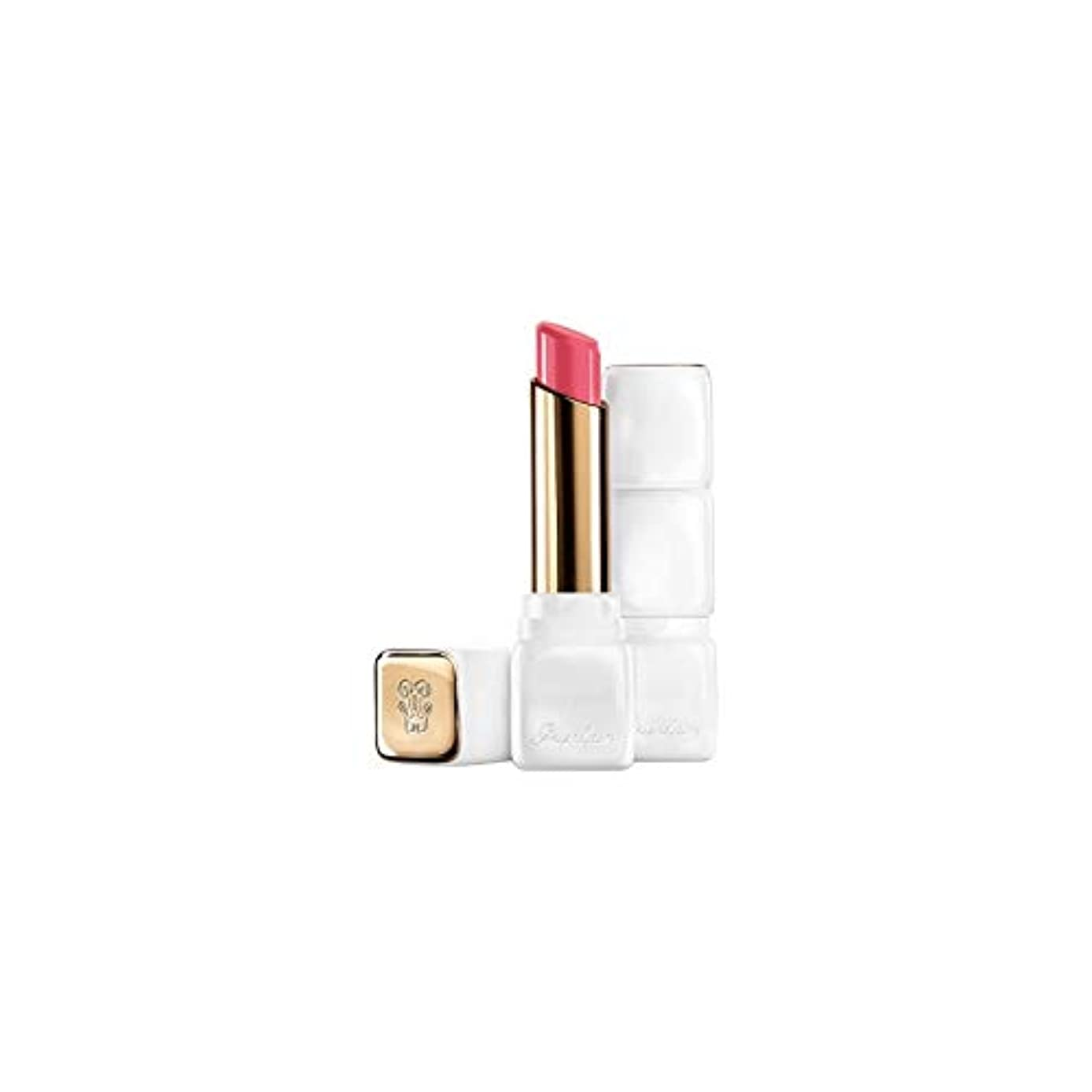 スクラッチ複雑な蒸し器ゲラン KissKiss Roselip Hydrating & Plumping Tinted Lip Balm - #R373 Pink Me Up 2.8g/0.09oz並行輸入品