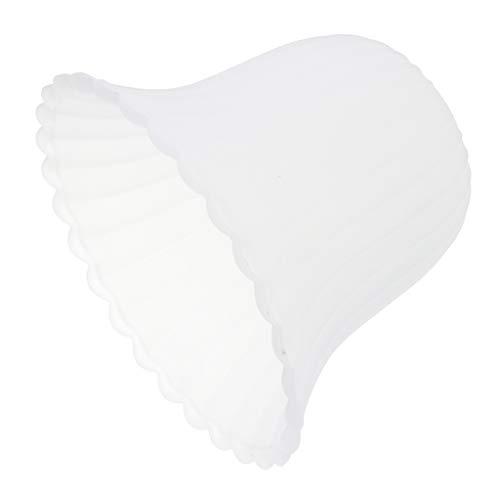 non-brand E27 Glas Lampenschirm Lampenglas Glasschirm für Deckenventilator Deckenleuchte Hängeleuchte Wandleuchte - Typ 1