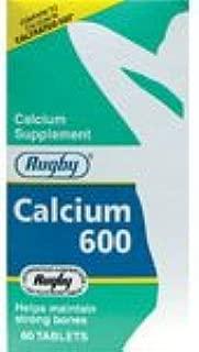 Calcium 600 600 mg 60 Tabs