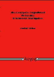 Eine Cauchysche Integralformel für Schnitte in kohärenten Modulgarben