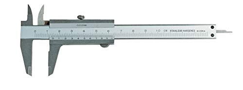 CNC Calidad Pequeño de calibre Vernier (100mm
