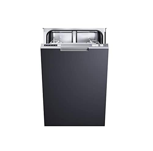 Lavavajillas integrado total