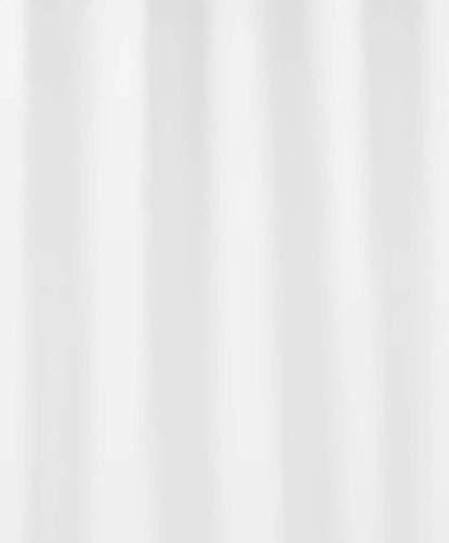 Kleine Wolke Duschvorhang, Polyester, schneeweiß, 180 cm x 200 cm