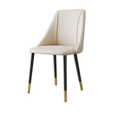 N/Z Daily Equipment Dining Chair Home Post Modern Dining Table Chair Fashion Desk Stool Subnet Red Makeup Chair 2