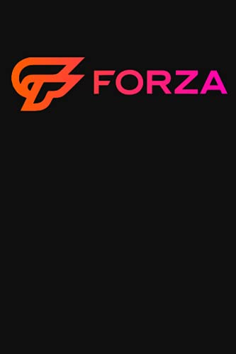 """Forza Notebook: Minimalist Composition Book 