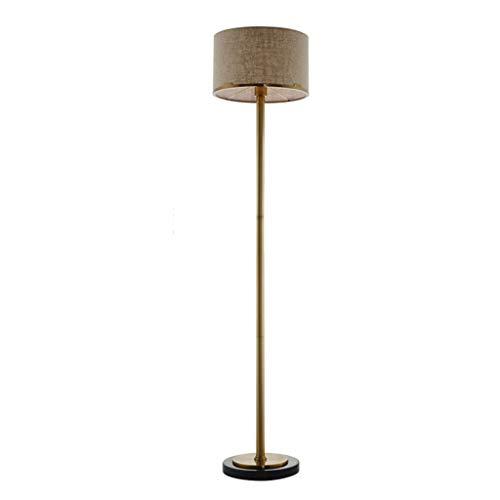 WRMOP eenvoudige vloerlamp Post Studio slaapkamer modern in marmer woonkamer bedlampje verticaal gemakkelijk te reinigen R/19/12/21