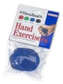 Thera-Band Handtrainer XL, blau - hart