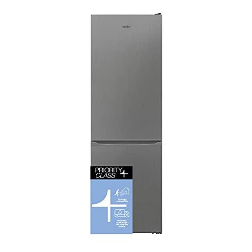 Sauber - Frigorífico Combi Serie 1-185I Tecnología NOFROST - F - 185x60cm - INOX - ENTREGA EN DOMICILIO