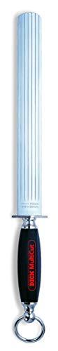 F. DICK Wetzstahl MULTICUT (7 Stähle in einem, hoher Abtrag oder feines Abziehen, 28 cm; HRC 65°) 7650428