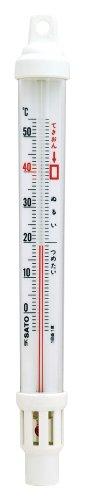 シンワ測定(Shinwa Sokutei) 風呂用 温度計 B-3 ウキ型 72651