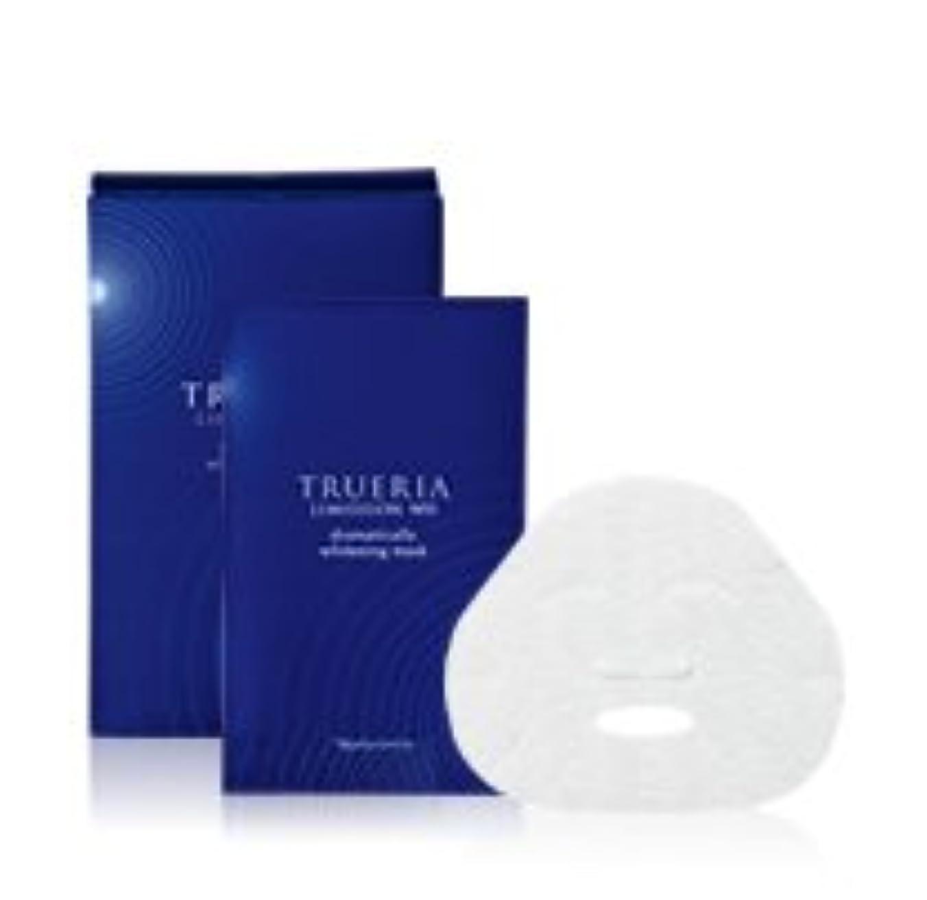 いうアーティスト控えめなナリス化粧品 トゥルーリア リミッション WH ドラマティカリーホワイトニングマスク 22ml 8枚