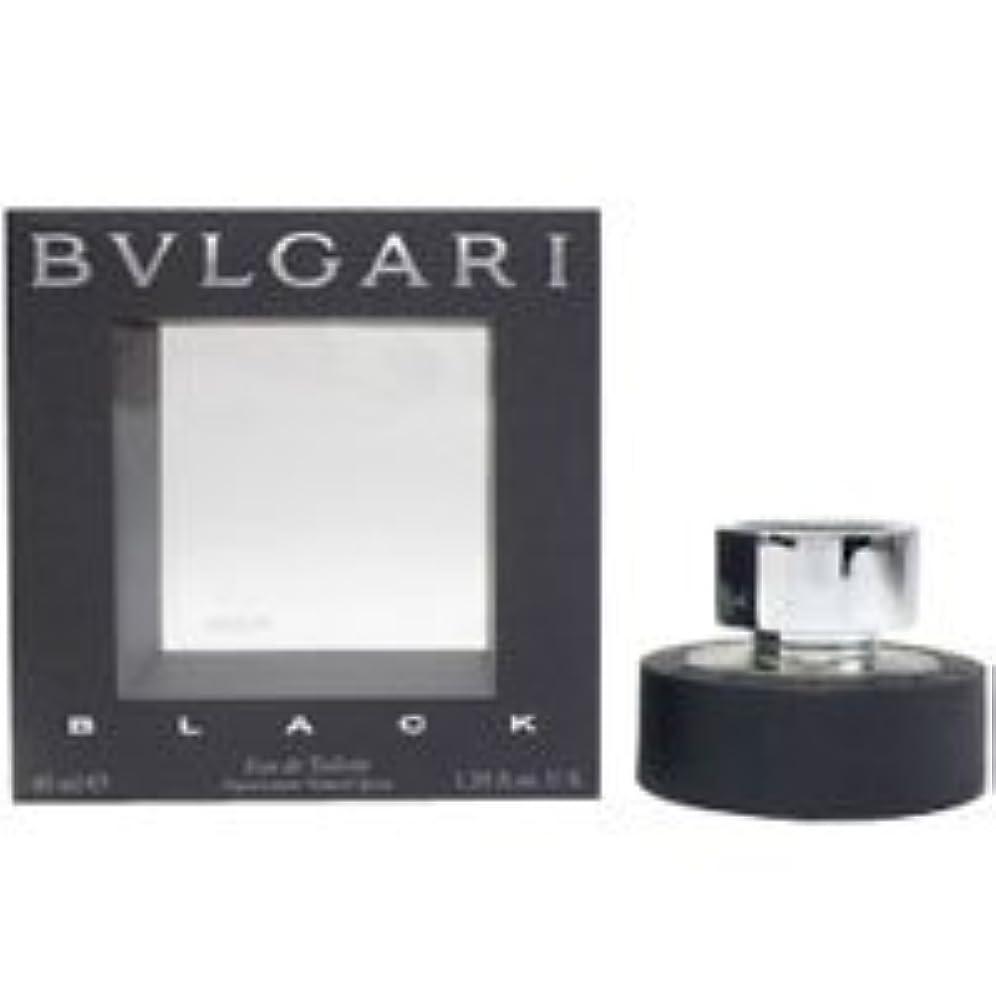 真剣に鉛筆旅客ブルガリ BVLGARI ブラック EDT SP 40ml