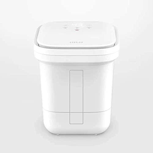 Xiaomi Irrigador bucal eléctrico Mijia, tensión de flujo de agua IPX7, resistente al agua, 200 ml, palillo de dientes, cuidado de 4 velocidades