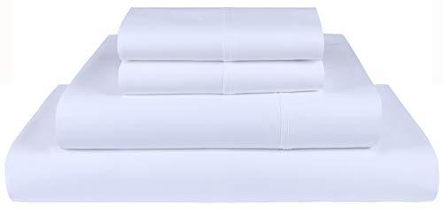 Threadmill Home Linen King Sheets - 800 Thread Count Sateen Weave, 100%...