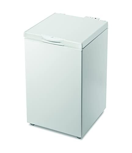 Indesit - OS 1A 140 H Congelatore a pozzetto 133 Litri Classe Energetica F, Capacità di...
