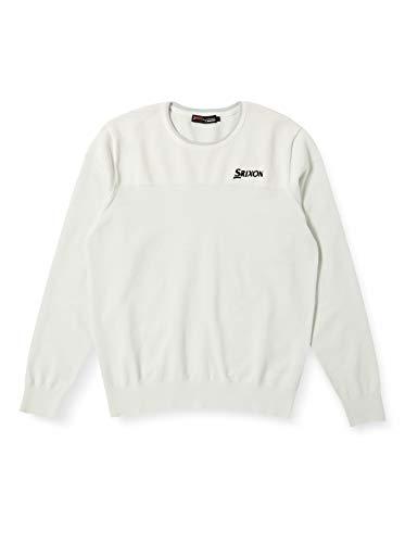 [スリクソン] セーター RGMLJL02 メンズ WH00(ホワイト) 日本 L-(日本サイズL相当)