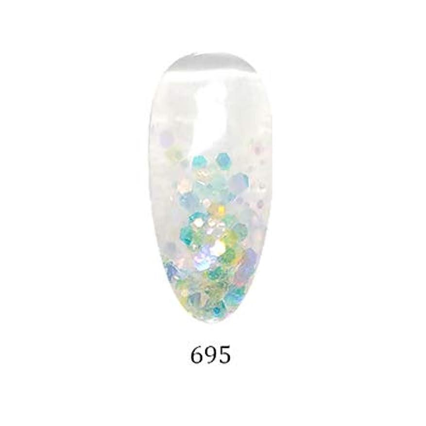 涙が出る構成番目アイスジェル カラージェル グリーミングシリーズ GM-695 3g